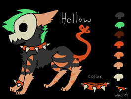Hallow ref by Peculiar-NomNom