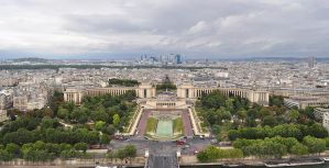 Palais de Chaillot by Chihito