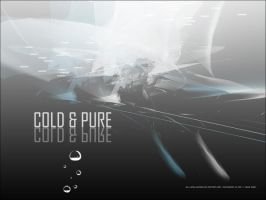 Cold and Pure - Wallpaper by LonelyDiary