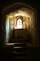 Dungeon window by CAStock