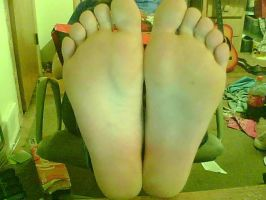 Soles, size 8 by BoxPunx508