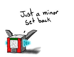 Wheeljack Cube by Shirobutterfly