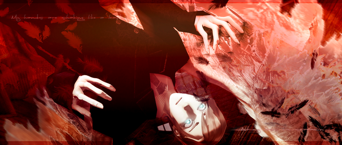 [MMD] Faithless - Red by Voice01