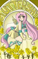 .:MLP Sailor Fluttershy:. by Dawnrie