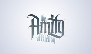 The Amity Affliction Logotype by TehNewKid