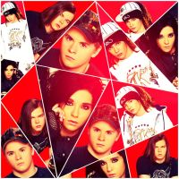 TokioHotelCollage2 by Rokini-chan