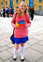 Mabel from Gravity Falls by ZeroKing2015