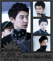 [Photopack ] Chanyeol - EXO (#01) by KwonRiBi