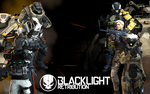 Blacklight Retribution! by taux