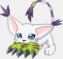 Gatomon by NekoHime07