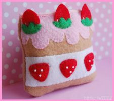 Strawberry Shortcake CoinBag1 by bitterSWEETones