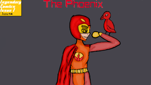 The Phoenix Issue 1 by TheDoctorWriter
