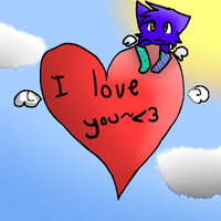 .:I Love You:. Request by DreamFireNova