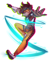 Tracer  by Mindless-kitten