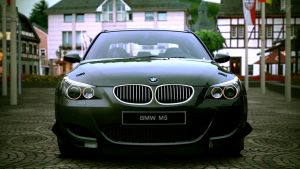 BMW M5 - Ahrweiler Town Square by MercilessOne