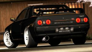1994 Nissan Skyline GT-R R32 V-Spec II (GT5) by Vertualissimo