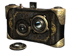 Spirit Camera - Camera Obscura by revenantSOULx3