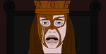Evil Women Crying: Queen Gedren by Starmansurfer