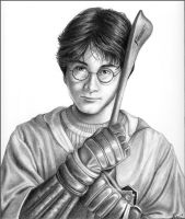 Harry Potter by AlainaM