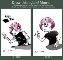 Draw this again: pink by vehemence-41