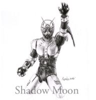 Shadow Moon by Papaleo