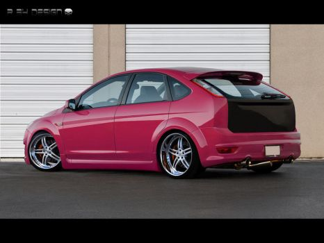 Ford Focus ST by r34-Design