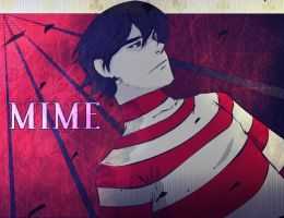 XS- MIME wallpaper by Oune