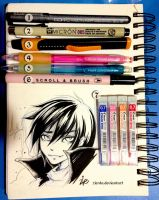 Trad Tools for Manga by zienta
