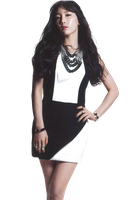 Taeyeon (SNSD) PNG Render by GAJMEditions