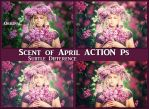 Scent of April ACTION Ps by Tetelle-passion