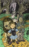 Oz colored by jdstanford