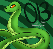 Year of the Snake by Izzyhime