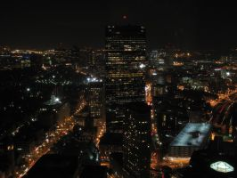 Downtown Boston by dailybread5