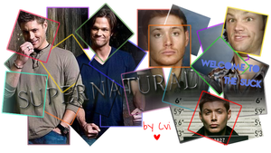 Supernatural - Pictures by BaDBuNnYyY