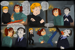 Barney joins the party (Badass!Maggie Chapter 3) by Cirilee