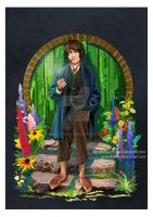 Baggins of Bag End by momofukuu