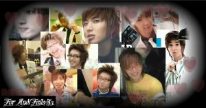Leeteuk Oppa Collage by crystalSHINee4evr