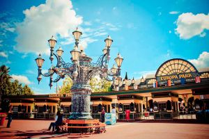 Europa park by Blurry-Photography