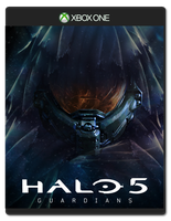 HALO 5 by F1yingPinapp1e