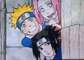 Team 7 by Amrinalc