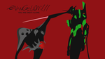 Evangelion: 1.11 You Are (Not) Alone. Wallpaper by Zing-007