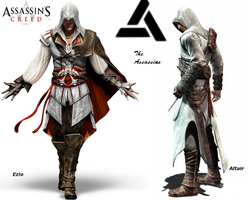 The Assassins by ClamChowder63