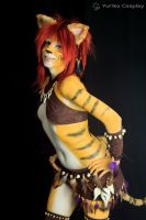 The Tiger :) by YurikoCosplay
