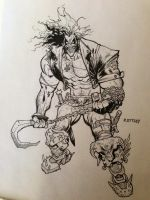 Lobo by RyanOttley