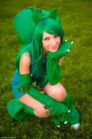 Bulbasaur - Pokemon by FrancescaMisa