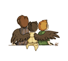 Team Free Will by brewley