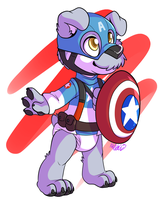 Defender of Freedom by Scamp-Breezy