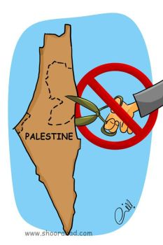 Don't divide our palestine by shoorabad