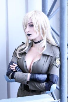Sniper Wolf - Metal Gear Solid cosplay by Meryl-sama