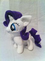 Rarity filly by SpaceVoyager